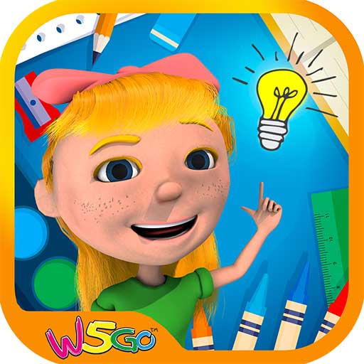 Download Imagination, Interactive Learning App for Kids